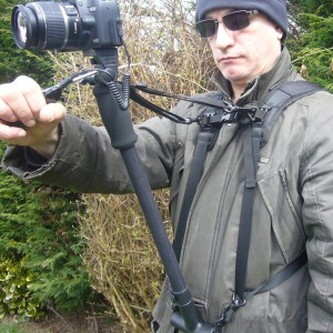 Camera Shoulder Harness