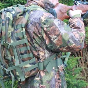 Shooting - Army Woodland Ruck Sack