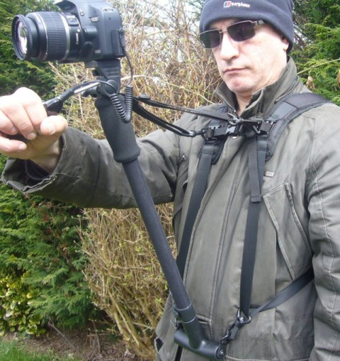 Camera Shoulder Harness