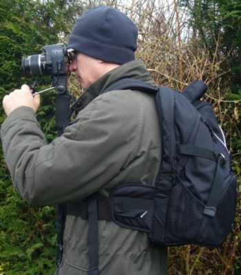 Photography - Camera Ruck Sack